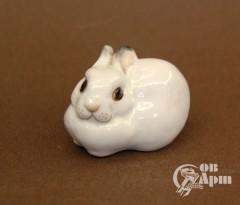 "Скульптура ""Кролик белый"""